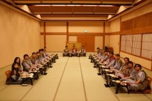 福井県の社員旅行